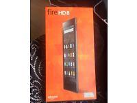 Kindle fire HD 8 16GB