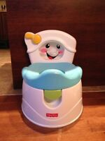 petit pot Learn-to-Flush de Fisher-Price