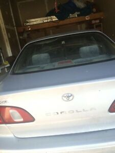 Toyota Corolla good condition