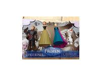 Disney frozen cake toppers/ figures