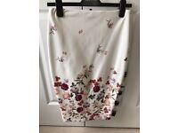 2 size 12 midi New Look skirts