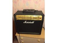 Marshall AVT 100 with footswitch