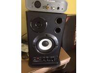 Behringer ms20 monitor speakers