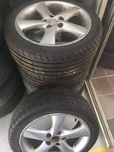 Mazda 6 Mag Wheels For sale Neerabup Wanneroo Area Preview