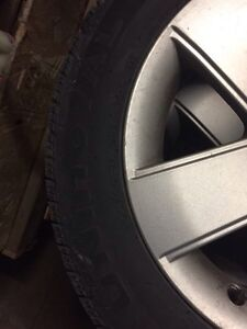 Ford rims and tires  Cornwall Ontario image 2
