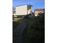 LOUGHTON REMOVAL SERVICE / MAN & LUTON VAN HIRE, HOUSE/OFFICE/COMMERCIAL MOVERS