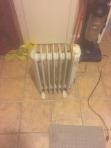 50$ OBO space heater, all offers considered