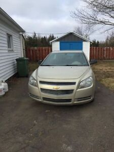 2011 chev Malibu for sale