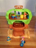 Fisher-Price Super Sleuth Changing Tree