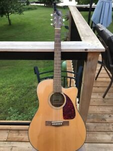 Fender Acoustic Guitar for sale