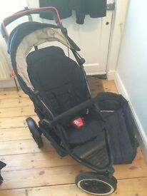 Phil & Teds Navigator 2 double buggy