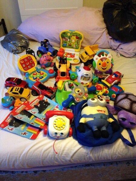 Huge toy bundle!!!