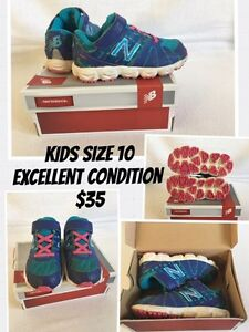 Kids size 10 Runners