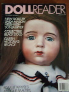 TEN DOLL READER/DOLL CRAFTER MAGS/OPENS A FASCINATING WORLD! London Ontario image 2