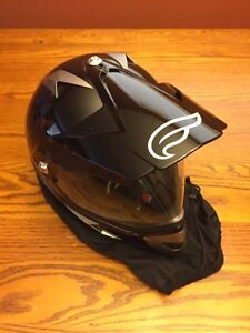 ATV / Snowmobile Fulmer Helmet - hardly used Strathcona County Edmonton Area image 2