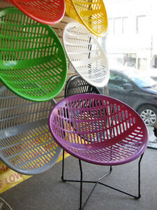 IN STOCK Solair Chairs Or Motel Chairs Eames Retro Round Lounge Chairs Rec