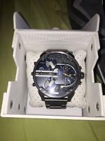 Diesel brand new watch the big size Montre