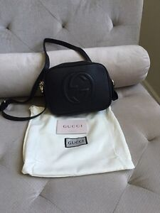 GUCCI SOHO BAG ORIGINAL LEATHER BUYING FROM ITALY