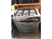 Hotpoint 5 burner Range Cooker brand new EG900X S retail rep 799