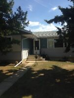 House for rent on south side Peace River