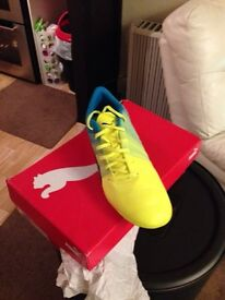Brand new boxed Astro turf football boots/trainers size 11