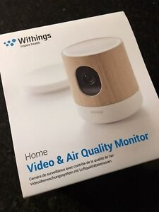 Withings Home Video/Baby Monitor