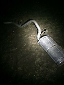 07-13 chev muffler and tailpipe with hangers Kingston Kingston Area image 3
