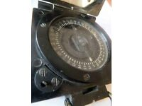 WWll Magnetic Marching Compass. Mark 1