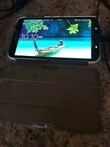 Samsung tab 3 8.0 and case