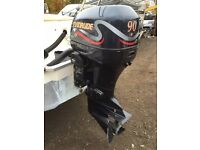 90hp outboard 2000