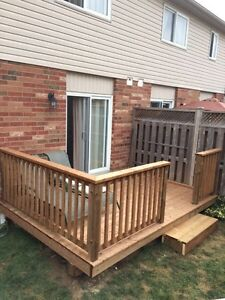 Fall DISCOUNTS/Fence+Deck/Outdoor projects Kitchener / Waterloo Kitchener Area image 5