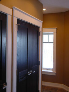Interior finishing carpentry Strathcona County Edmonton Area image 4