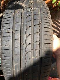 Tyre PIRELLI 6.5 to 7+ 245/45/19