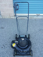 Black and decker electric lawnmower $120 OBO quick sale