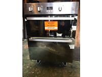 Hot point electric double oven uhs 53x