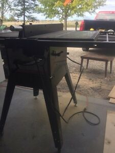 "10"" table saw  Kawartha Lakes Peterborough Area image 3"