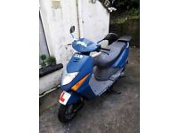 100cc honda moped