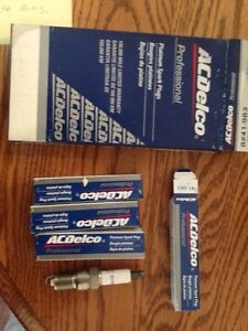 Brand new Chevy GMC spark plugs