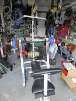 Weight Bench System