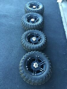 Upgrade your Polaris wheels and tires