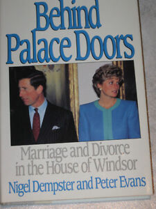 ...BEHIND PALACE DOORS...by  Dempster and Evans...
