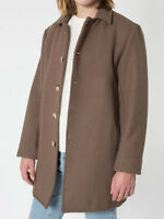 American Apparel WOOL PEACOAT, Size Small, NEW NEVER WORN