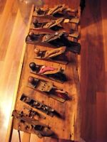 OLD HAND PLANES