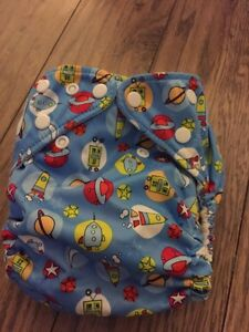 Charlie banana cloth diaper one size