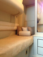 SeaRay 370 Aft Cabin. Immaculately clean & well taken care of.