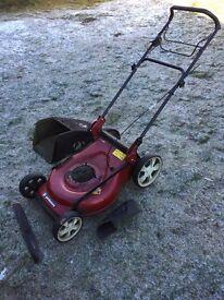 Gardencare lawnmower
