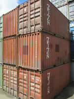 New and Used Containers for Sale (Storage or Shipping) 1-844-312