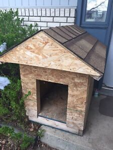 New used pet accessories in prince albert kijiji for Insulated dog house for sale