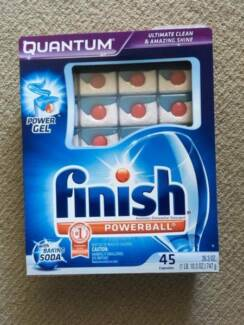 Finish Quantum Dishwashing Tablets - 3 pack
