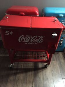 Water cooler kijiji free classifieds in edmonton find for 1 door retro coke cooler